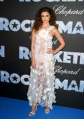 Taylor Hill attends the 'Rocketman' Gala Party during 72nd annual Cannes Film Festival in Cannes, France