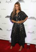 Tyra Banks attends Sports Illustrated Swimsuit 2019 Issue Launch at Seaspice in Miami, Florida