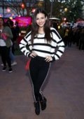 Victoria Justice attends City Year Los Angeles' Spring Break: Destination Education at Sony Studios in Los Angeles