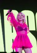 Zara Larsson performs onstage at Free Radio Hits Live in Birmingham, UK