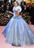 Zendaya attends The 2019 Met Gala Celebrating Camp: Notes on Fashion in New York City