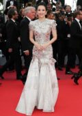 Zhang Ziyi attends the screening of 'La Belle Epoque' during the 72nd annual Cannes Film Festival in Cannes, France