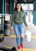 Ana de Armas spotted as she stepped out to shop at Rite Aid in Los Angeles