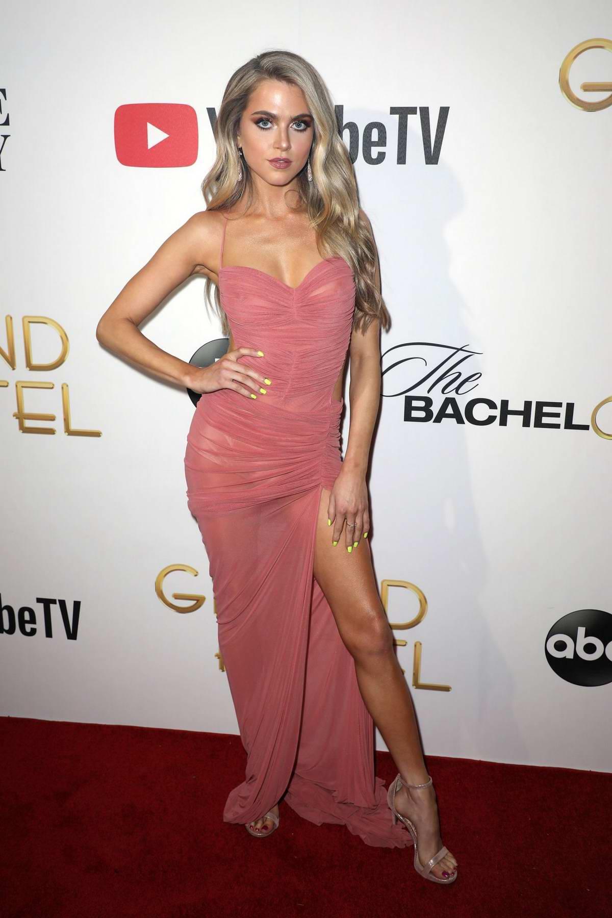 Anne Winters attends ABC's 'Grand Hotel' Premiere in Miami Beach, Florida