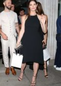 Ashley Greene and Paul Khoury attend the SAINT for St. Jude event at Mr. Chow in Beverly Hills, Los Angeles
