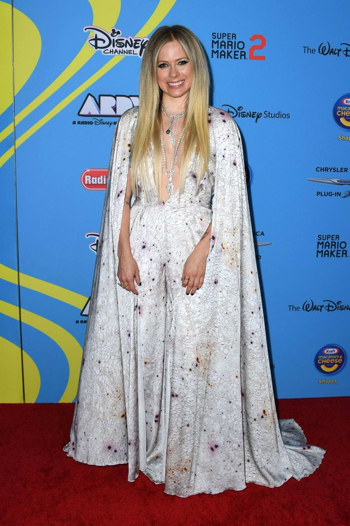 Avril Lavigne attends the 2019 Radio Disney Music Awards (ARDYs 2019) at the CBS Radford Studios in Studio City, California