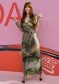 Barbara Palvin attends the 2019 CFDA Fashion Awards at Brooklyn Museum in New York City
