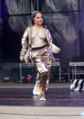 Becky G at the 2019 103.5 KTU KTUphoria in Wantagh, New York City