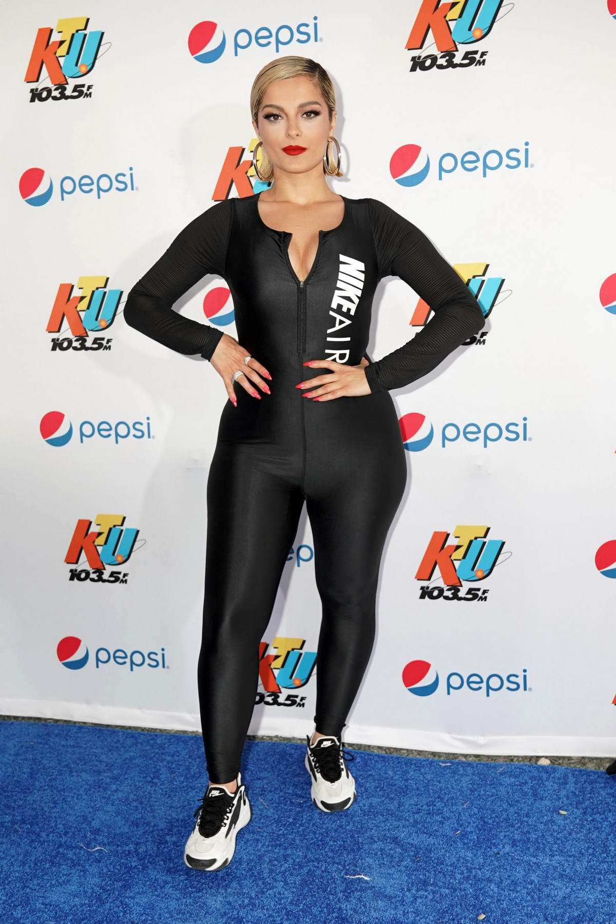 Bebe Rexha at the 2019 103.5 KTU KTUphoria in Wantagh, New York City