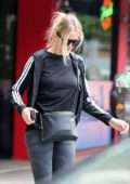 Cameron Diaz keeps it casual as she runs errands ahead of the weekend in Beverly Hills, Los Angeles