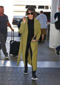 Camila Cabello seen with her family at LAX airport in Los Angeles