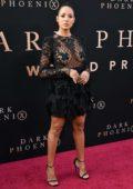 Dania Ramirez attends 'X-Men: Dark Phoenix' premiere at TCL Chinese Theatre in Hollywood, California