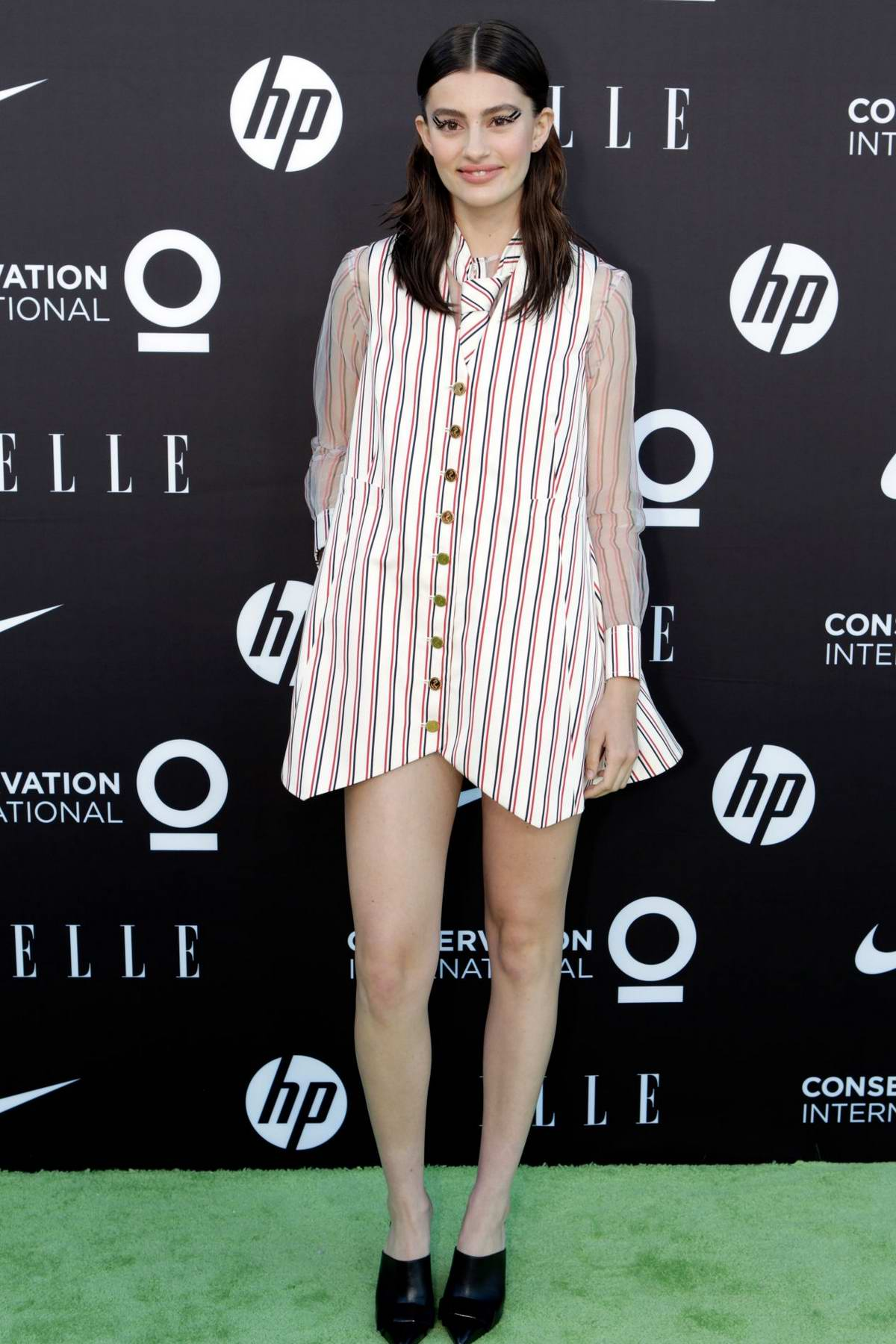 Diana Silvers attends the Women In Conservation event at Milk Studios in Hollywood, California