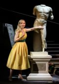 Dove Cameron performs in 'The Light in the Piazza' play at the Royal Festival Hall in London, UK