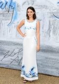 Ella Hunt attends The Summer Party 2019 at Serpentine Gallery at Kensington Gardens in London, UK