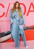 Gigi Hadid attends the 2019 CFDA Fashion Awards at Brooklyn Museum in New York City