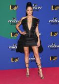 Halsey attends the red carpet of the MTV MIAW Awards at Palacio de los Deportes in Mexico City, Mexico