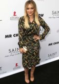 Hilary Duff attend the SAINT for St. Jude event at Mr. Chow in Beverly Hills, Los Angeles