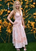 Jennifer Lawrence attends the 12th Annual Veuve Clicquot Polo Classic in Liberty State Park, Jersey City, New Jersey