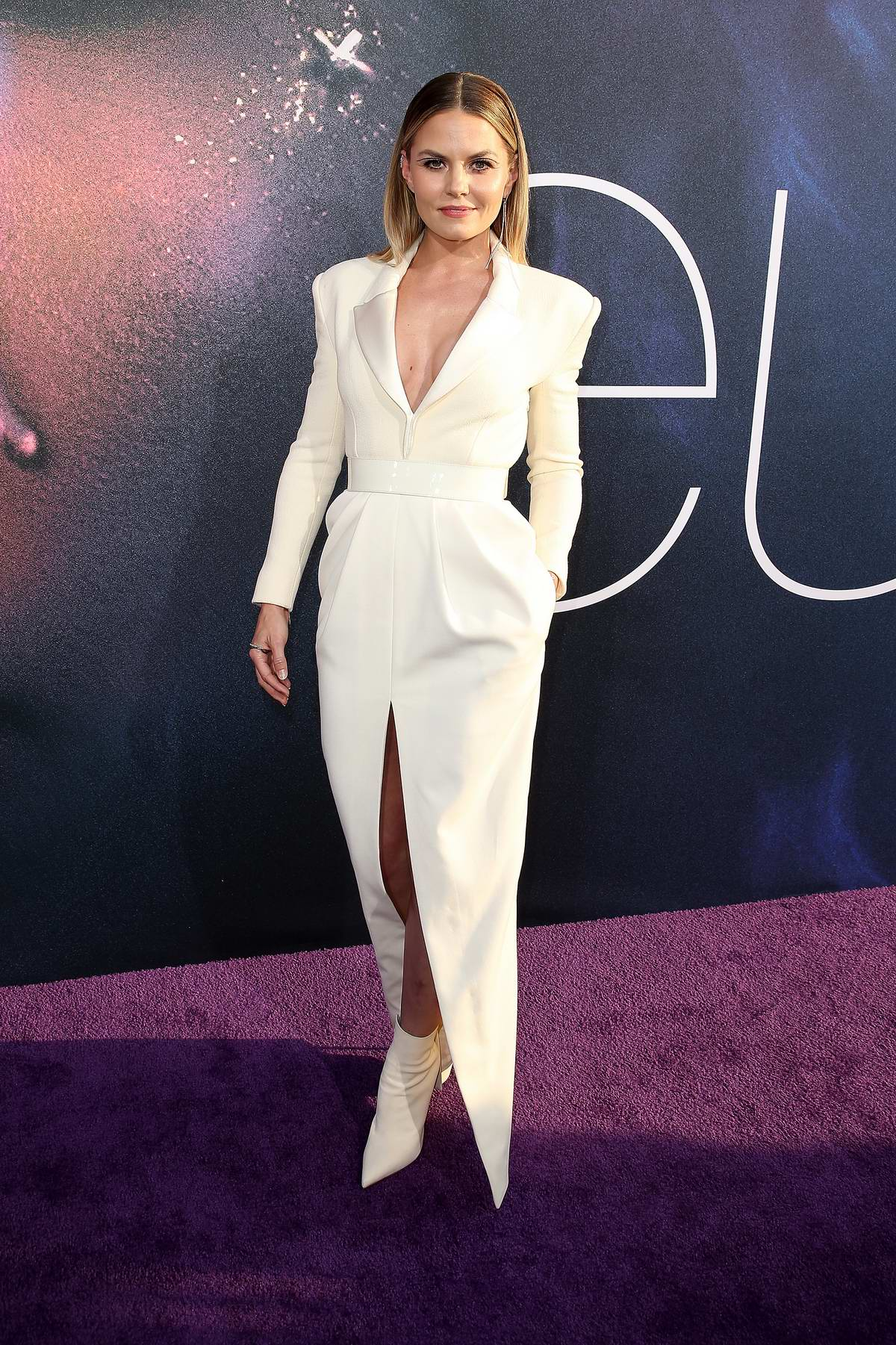 Jennifer Morrison attends the premiere Of HBO's 'Euphoria' at The Cinerama Dome in Los Angeles