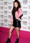 Jess Impiazzi attends a screening event of 'Mean Girls: The Movie and More' in London, UK