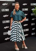 Jessica Alba and Gabrielle Union attend the photocall for L.A.'s Finest in Madrid, Spain