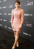 Joey King attends 'The Act' FYC event at Linwood Dunn Theater at the Pickford Center for Motion Study in Hollywood, California