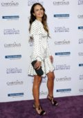 Jordana Brewster attends the 18th annual Chrysalis Butterfly Ball in Brentwood, Los Angeles