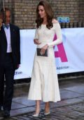 Kate Middleton attends the First annual gala dinner in recognition of Addiction Awareness Week in London, UK