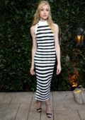 Katherine McNamara attends the 2019 Women In Film Max Mara Face Of The Future in Los Angeles