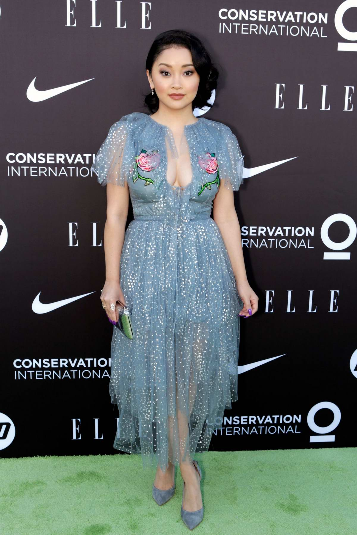 Lana Condor attends the Women In Conservation event at Milk Studios in Hollywood, California