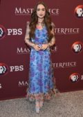 Lily Collins attends 'Les Misérables' Photo Call in Los Angeles
