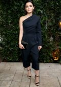 Lucy Hale attends the 2019 Women In Film Max Mara Face Of The Future in Los Angeles