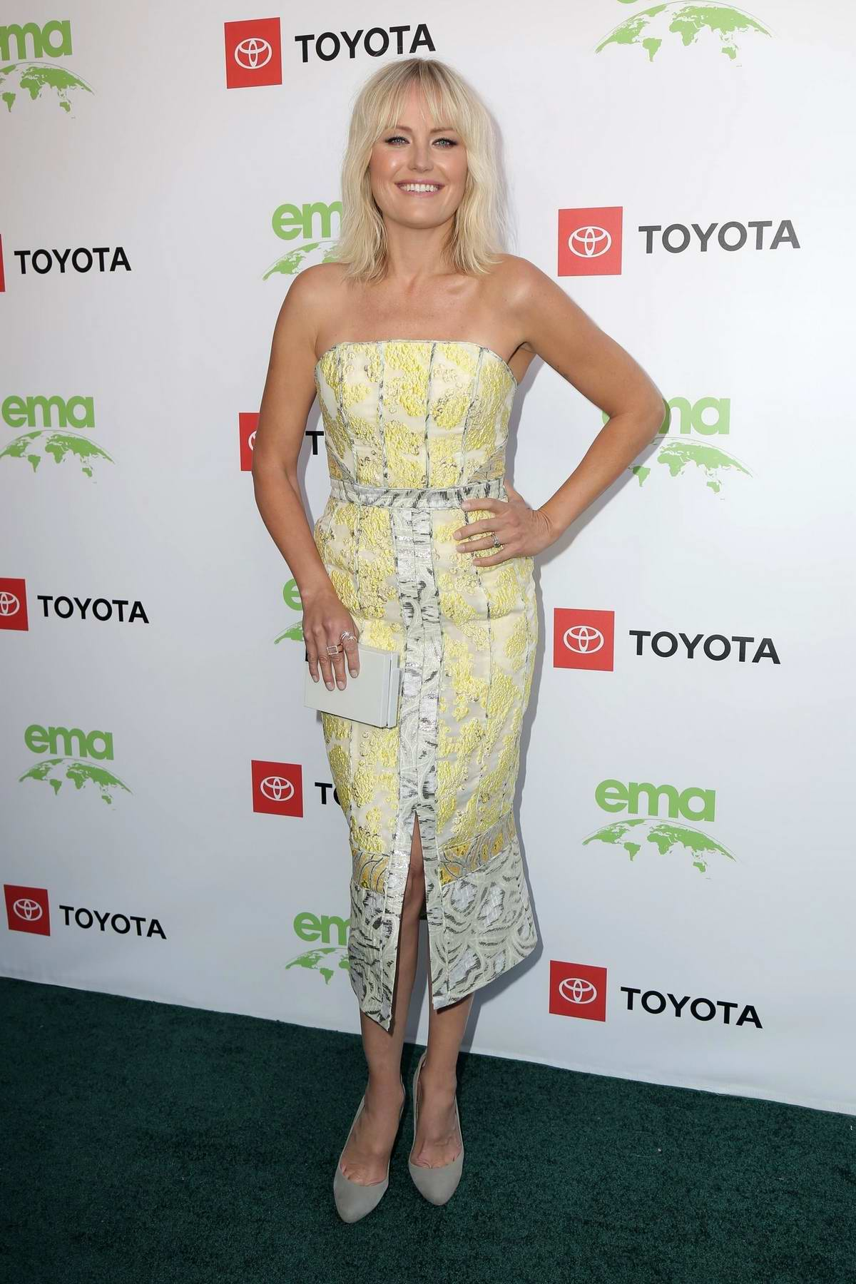 Malin Akerman attends the 29th Annual Environmental Media Awards at The Montage Hotel in Beverly Hills, Los Angeles