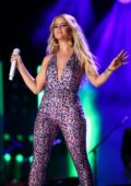 Maren Morris performs live during 2019 CMA Music Festival Concerts at Nissan Stadium Day 4 in Nashville, TN