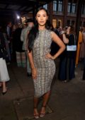 Maya Jama attends The V&A Summer Party 2019 in partnership with Dior in London, UK