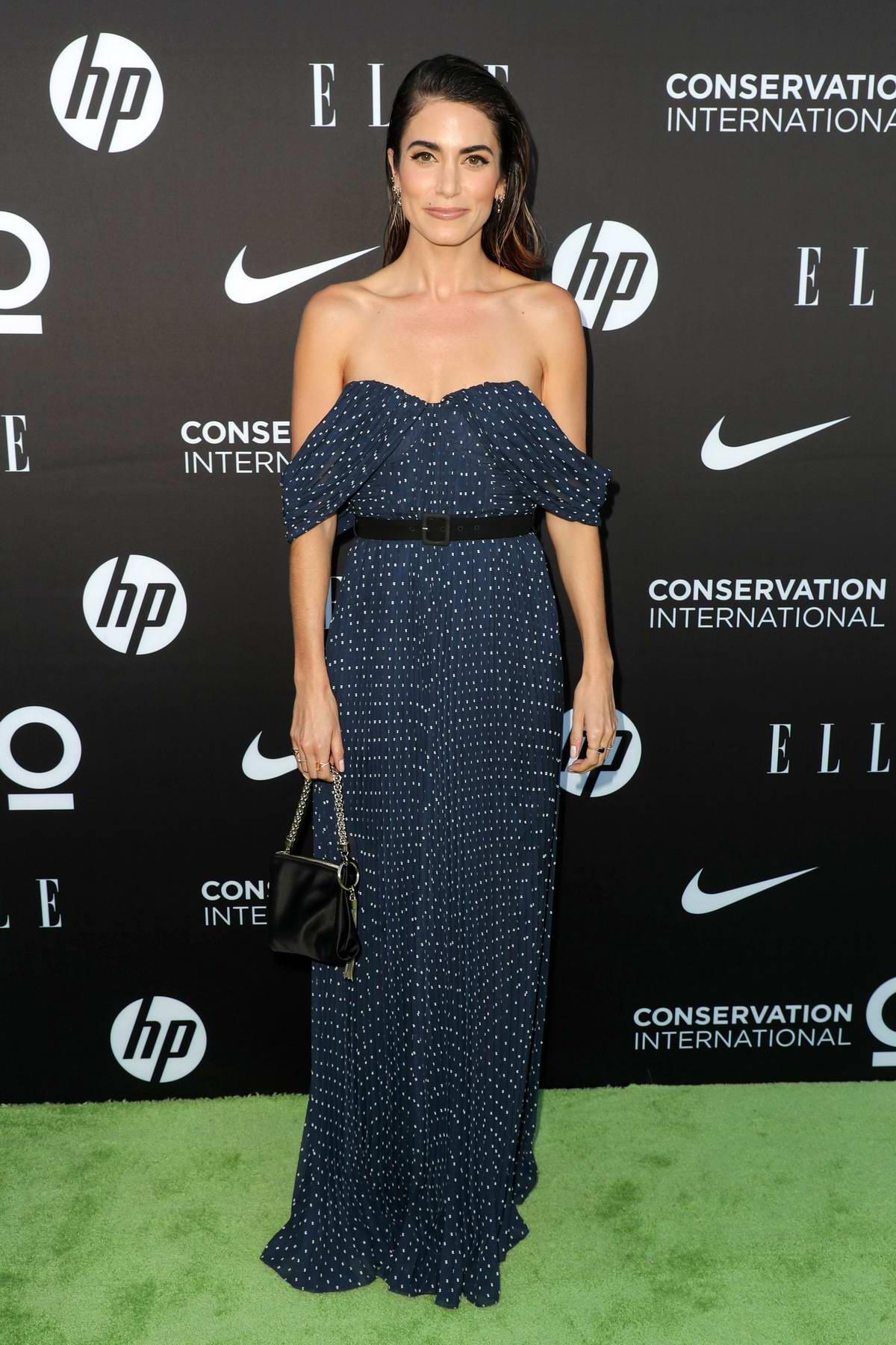 Nikki Reed attends the Women In Conservation event at Milk Studios in Hollywood, California