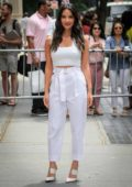Olivia Munn arrives at 'The View' TV Talk Show in New York City