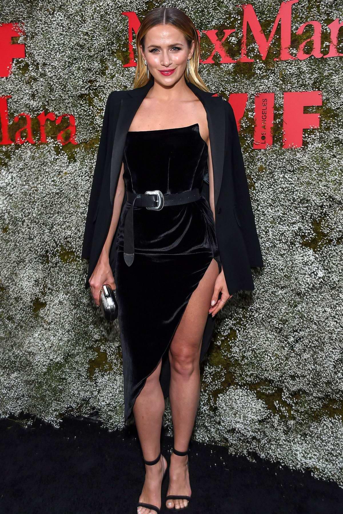Shantel VanSanten attends the 2019 Women In Film Max Mara Face Of The Future in Los Angeles