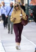 Sienna Miller and Tom Sturridge grab a morning coffee together in New York City