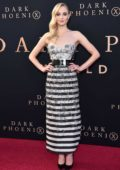 Sophie Turner attends 'X-Men: Dark Phoenix' premiere at TCL Chinese Theatre in Hollywood, California