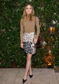Suki Waterhouse attends the 2019 Women In Film Max Mara Face Of The Future in Los Angeles