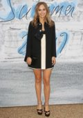Suki Waterhouse attends The Summer Party 2019 at Serpentine Gallery at Kensington Gardens in London, UK