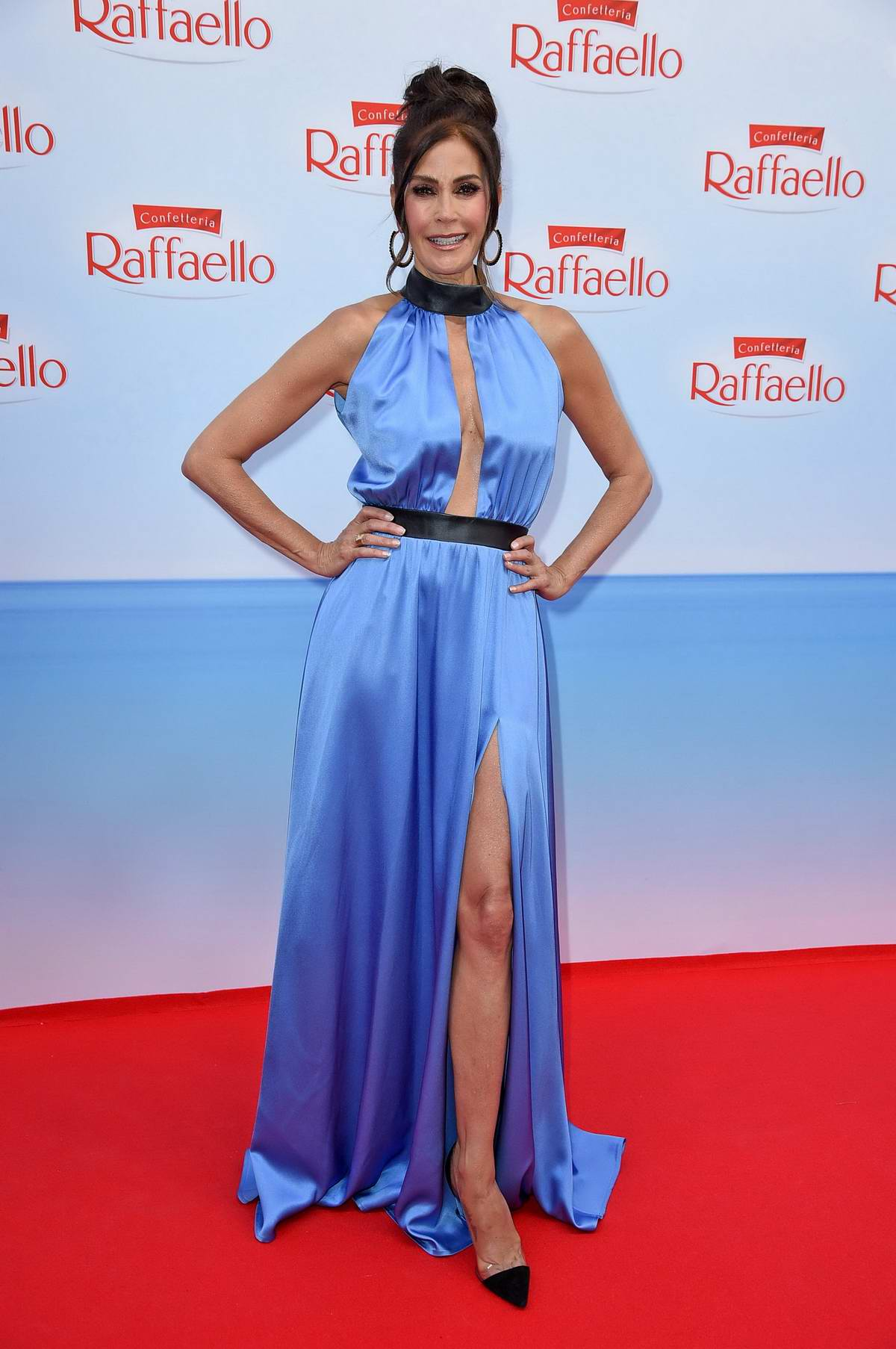 Teri Hatcher attends the Raffaello Summer Day in Berlin, Germany