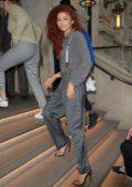 Zendaya looks stylish in grey ensemble as she steps out in London, UK