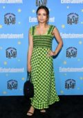 Aimee Carrero attends Entertainment Weekly's 2019 Comic-Con Bash held at FLOAT, Hard Rock Hotel in San Diego, California