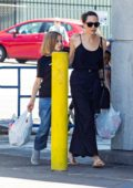 Angelina Jolie spotted leaving Rite Aid with daughter Vivienne in Los Feliz, California