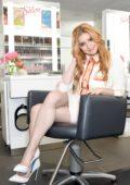 Ariel Winter attends the Ulta Beauty New Signature Blowout Menu Launch in Westwood, California