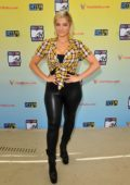 Bebe Rexha attends Isle of MTV Photocall in Malta