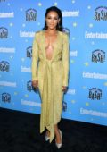Candice Patton attends Entertainment Weekly's 2019 Comic-Con Bash held at FLOAT, Hard Rock Hotel in San Diego, California